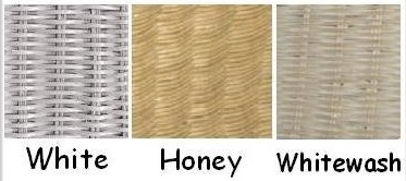 white honey whitewash wicker